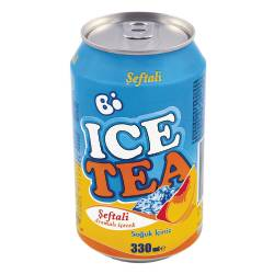 Bi Ice Tea Şeftali 330 ml