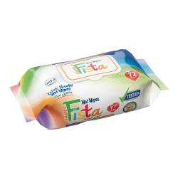 Super Fista Wet Wipes 72 PCS.