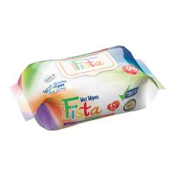 Super Fista Wet Wipes 96 PCS.